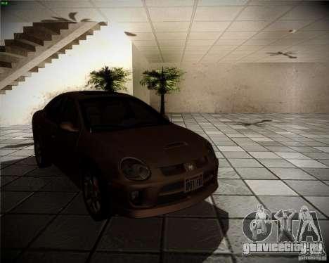 Сборник графических модов для GTA San Andreas девятый скриншот