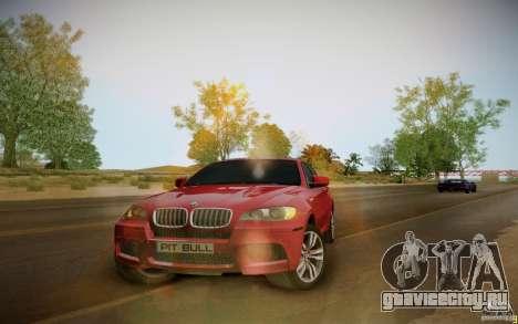 ENBSeries by muSHa v5.0 для GTA San Andreas четвёртый скриншот