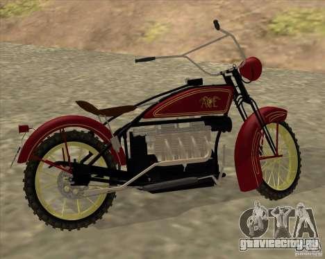 1923 ACE 1200cc для GTA San Andreas вид справа