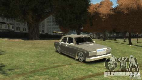 ВАЗ 2107 TUN23-93RUS для GTA 4