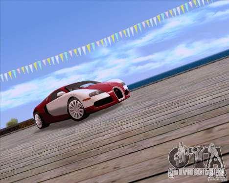 ENBSeries by Sankalol для GTA San Andreas девятый скриншот
