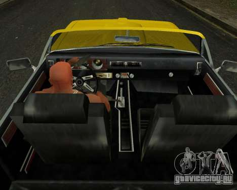 EON Stallion GT-A для GTA San Andreas вид сзади