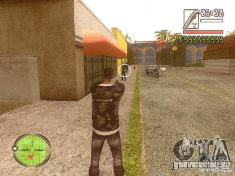 Wild Wild West для GTA San Andreas второй скриншот