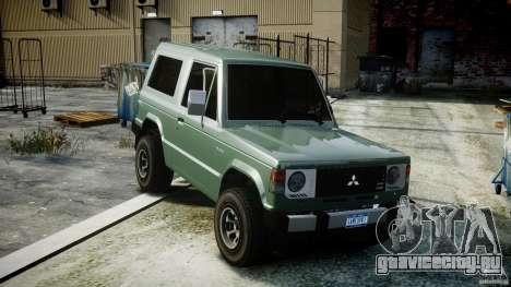 Mitsubishi Pajero I [Final] для GTA 4