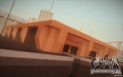 New SF Army Base v1.0 для GTA San Andreas