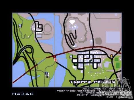 Дракон для GTA San Andreas четвёртый скриншот