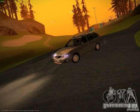 Ваз 2171 Рестайл для GTA San Andreas