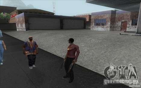 Pimp для GTA San Andreas второй скриншот