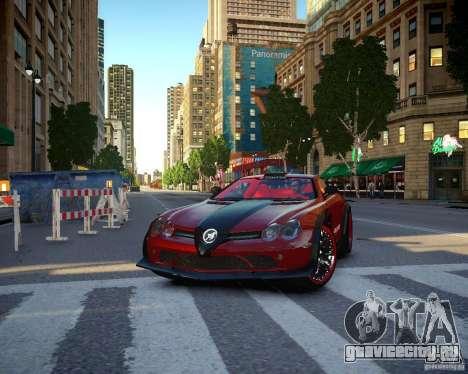 iCEnhancer 2.1 Final для GTA 4 девятый скриншот