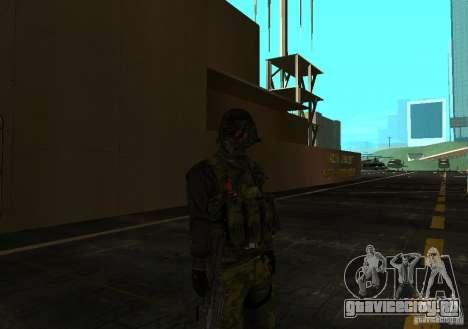 Скин из Battlefield 3 для GTA San Andreas третий скриншот