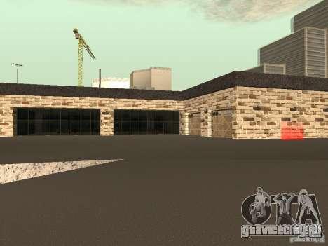 San Fierro Car Salon для GTA San Andreas четвёртый скриншот