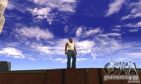 Sunshine ENB Series by Recaro для GTA San Andreas второй скриншот