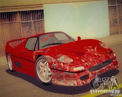 GTA IV Scratches Style для GTA San Andreas четвёртый скриншот