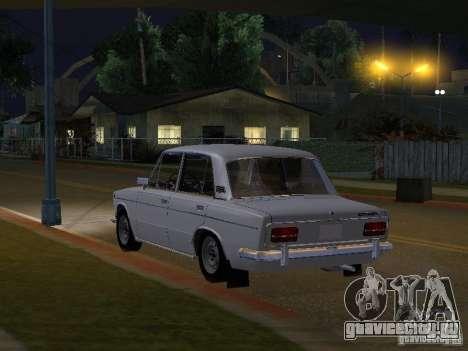 ВАЗ 2103 Low Classic для GTA San Andreas вид сзади слева