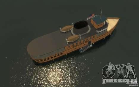 Staten Island Ferry для GTA 4 вид справа