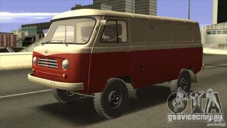 УАЗ 450 для GTA San Andreas вид слева
