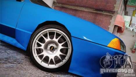 FM3 Wheels Pack для GTA San Andreas