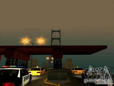 Bridge Pay для GTA San Andreas