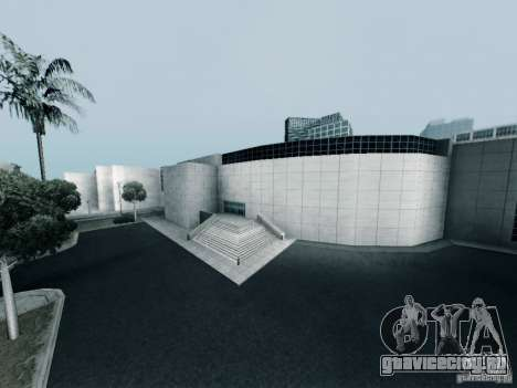 Setan ENBSeries для GTA San Andreas седьмой скриншот