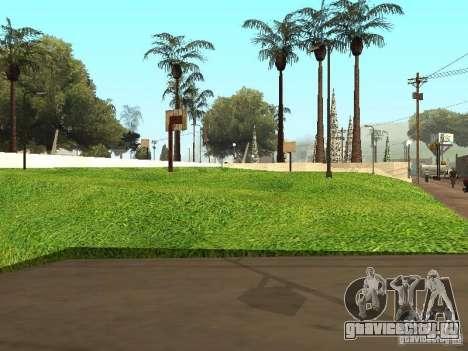 Баскетбольная Площадка для GTA San Andreas четвёртый скриншот