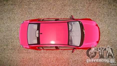Holden Commodore (CIVIL) для GTA 4 вид справа