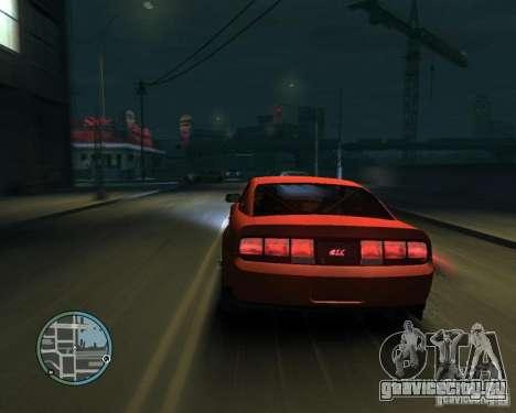 Ford Mustang GT для GTA 4