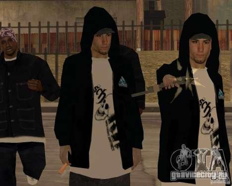 Новый Наркоторговец для GTA San Andreas третий скриншот
