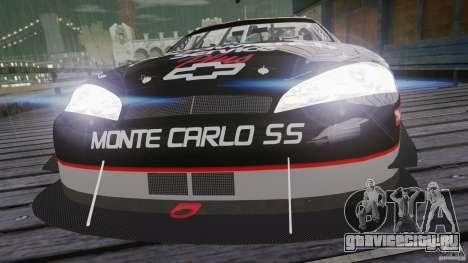 Chevy Monte Carlo SS FINAL для GTA 4 вид сзади слева