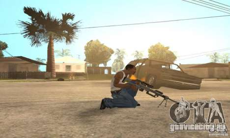 Интервеншн из Call Of Duty Modern Warfare 2 для GTA San Andreas четвёртый скриншот