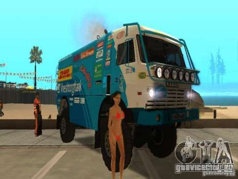 Винил для GTA San Andreas второй скриншот