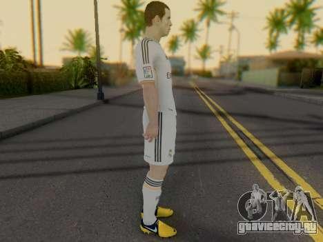 Гарет Бейл для GTA San Andreas второй скриншот