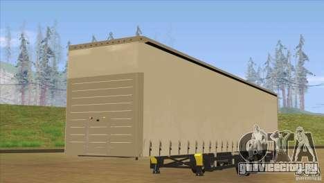 SchmitZ Cargobull для GTA San Andreas вид справа