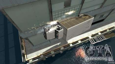 Benson boat для GTA 4 вид изнутри