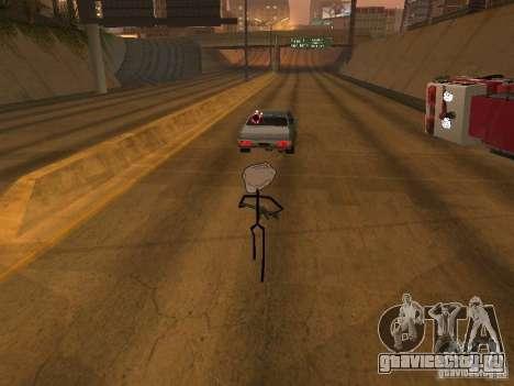 Meme Ivasion Mod для GTA San Andreas двенадцатый скриншот