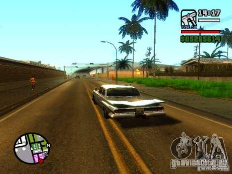 ENBSeries v2 для GTA San Andreas четвёртый скриншот