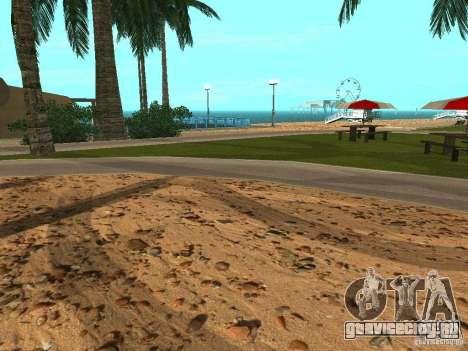 HQ Пляжи v2.0 для GTA San Andreas третий скриншот