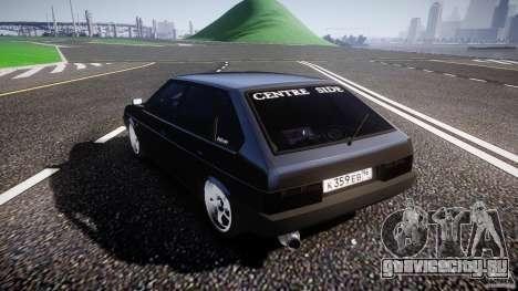 ВАЗ 2109 Lada для GTA 4 вид сбоку