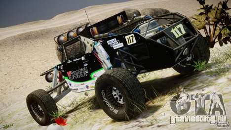 Ickler Jimco Buggy [Final] для GTA 4 вид сбоку