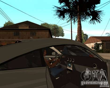 Audi TTS Coupe V1.1 для GTA San Andreas вид справа