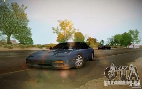 ENBSeries by muSHa v5.0 для GTA San Andreas восьмой скриншот