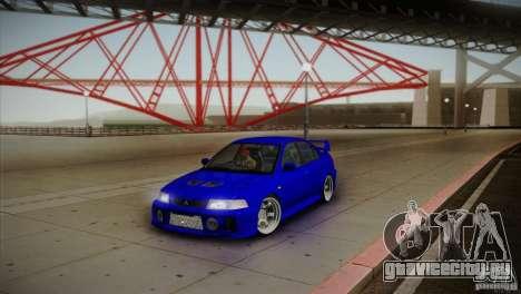 Mitsubishi Lancer Evolution lX для GTA San Andreas