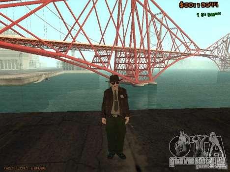 Sheriff Departament Skins Pack для GTA San Andreas седьмой скриншот