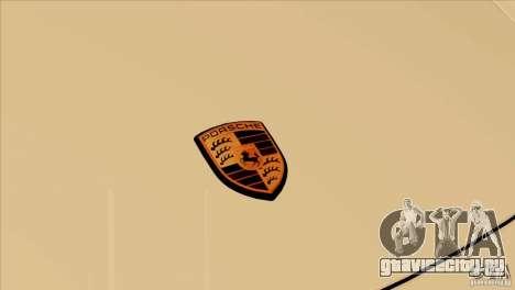 Porsche Cayman R 987 2011 V1.0 для GTA San Andreas колёса