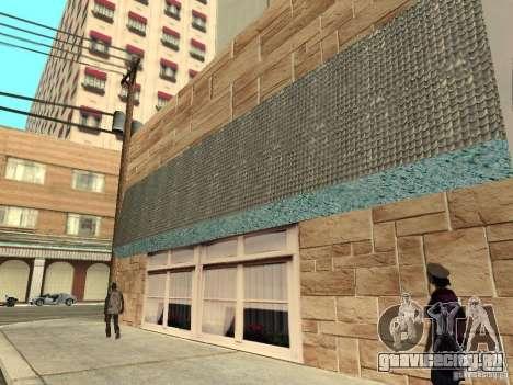 New Burgershot: Золотой ЧайничеГ для GTA San Andreas пятый скриншот