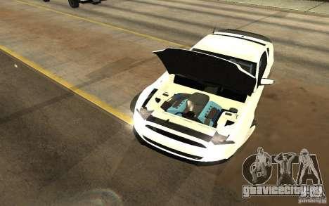 Shelby Mustang 1000 2012 для GTA San Andreas