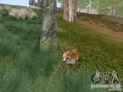 Wild Life Mod 0.1b для GTA San Andreas девятый скриншот
