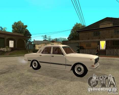 Волга ГАЗ 24-10 051 для GTA San Andreas