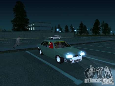 ВАЗ 2109 драг для GTA San Andreas