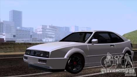 Volkswagen Corrado VR6 для GTA San Andreas