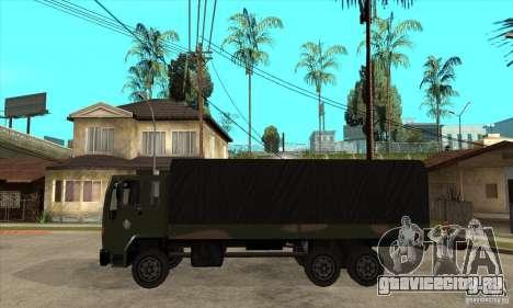 DFT-30 Brazilian Army для GTA San Andreas вид слева